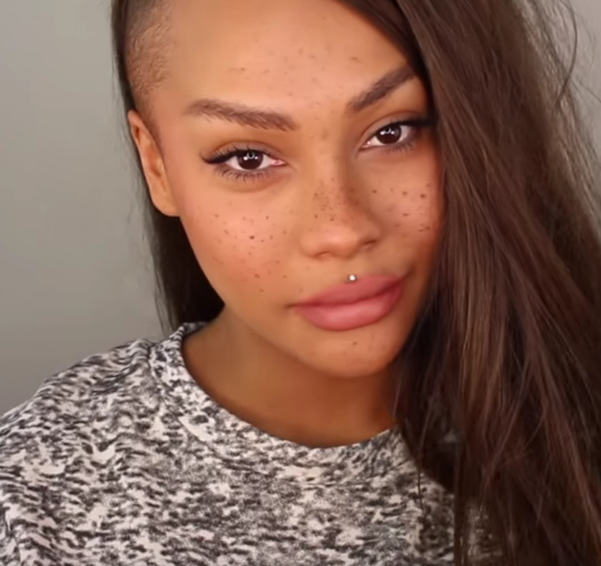 Natural Face Sonjdradeluxe