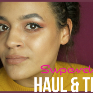 Superdrug Haul & Try On