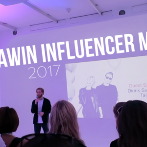 Awin Influencer Meet Up Event May 2017